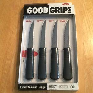 New in box, OXO Steak Knives